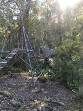 1 person wobbly bridge
