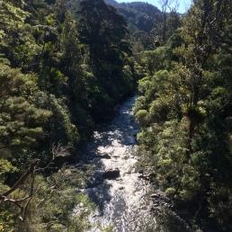 Waiorongomai river